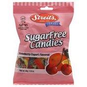 Streit's Sugar Free Candies, Strawberry-Yogurt Flavored