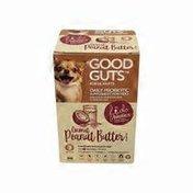 Fidobiotics Good Guts Daily Probiotic For Lil Mutts Coconut Peanut Butter