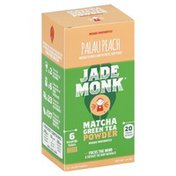 Jade Monk Green Tea, Matcha, Palau Peach, Powder