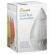 Crane Humidifier, Cool Mist, Ultrasonic