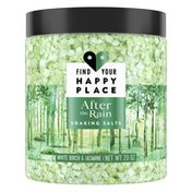 Find Your Happy Place Soaking Bath Salts White Birch And Jasmine
