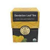 Buddha Teas Organic Herbs Dandelion Leaf Tea