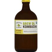 Brew Dr. Kombucha Kombucha, Just Ginger