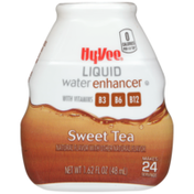 Hy-Vee Sweet Tea Liquid Water Enhancer