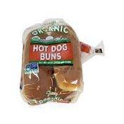 Franz Organic Hot Dog Buns
