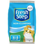 Fresh Step Non-Clumping Cat Litter