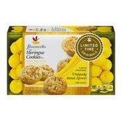 SB Limoncello Meringue Cookies
