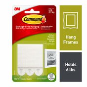 3M Command™ Medium Picture Hanging Strips