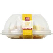Just Desserts Cake, Lemon