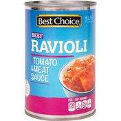 Best Choice Beef Ravioli