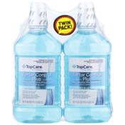 TopCare Antigingivitis / Antiplaque Tartar Control Plus Antiseptic Mouthwash, Iceberg Blue