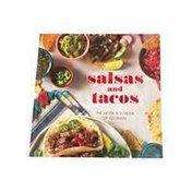 Gibbs Smith Pub Salsas & Tacos Santa Fe School of Cooking Hardcover