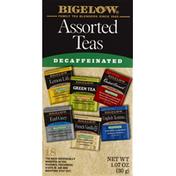 Bigelow Teas, Assorted, Decaffeinated
