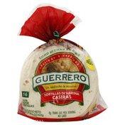 Guerrero Tortillas, Flour, Fajita