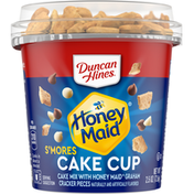Duncan Hines Perfect Size for One Honey Maid S'mores Cake Mix