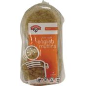 Hannaford Wheat English Muffins