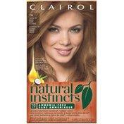 Clairol Natural Instincts, 7A / 10 Sandalwood Dark Cool Blonde, Semi-Permanent Hair Color, 1 Kit Female Hair Color