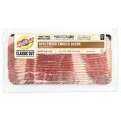 Hatfield Applewood Smoked Bacon, Classic Cut