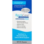 RectiCare Hemorrhoidal Cream, Advanced