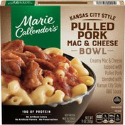 Marie Callender's Kansas City Style Pulled Pork Mac And Cheese Bowl