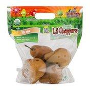 Stemilt Artisan Organics Lil Snappers Pears  Bosc