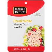 Market Pantry Chunk White Tuna