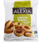 Alexia Onion Rings, Crispy