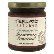 Terlato Kitchen Hand Crafted Strawberry Preserves