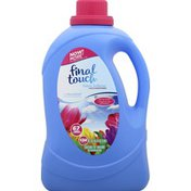 Final Touch Fabric Softener, +Plus Conditioner, Spring Fresh