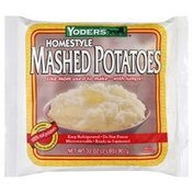 Yoders Mashed Potatoes, Homestyle