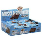 Lenny & Larry's Muscle Brownie, Triple Chocolate
