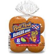 Ball Park Takis Fuego Hamburger Buns