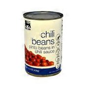 Food Lion Pinto Beans In Chili Sauce