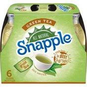 Snapple Premium Green Tea