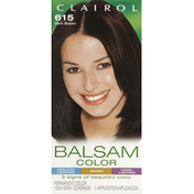 Clairol Permanent Color, Dark Brown 615
