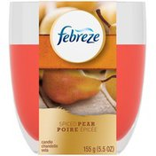 Febreze Spiced Pear Candle