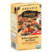 Imagine Soup, Italian Vegetables and Beans