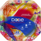 Dixie Square Ultra Moments Plates