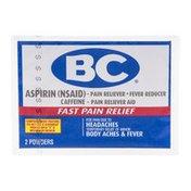 BC Aspirin Powders