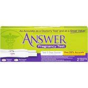 Answer Early Value Pk Pregnancy Test