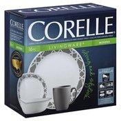 Corelle Dinnerware, Modena, 16 Piece