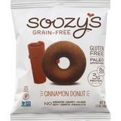 Soozy's Donut, Cinnamon