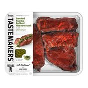 Tyson Tastemakers® Premium Pairings Smoked Flat Iron Steak with Chimichurri, Ser