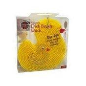 Norpro Silicone Duck Dish Brush
