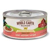Merrick Purrfect Bistro Bon Appetits Grain-Free Salmon Recipe Chunks in Gravy Adult Cat Food