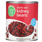 Food Club Dark Red Kidney Beans