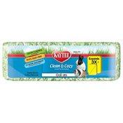 Kaytee 8L Green Clean & Cozy Large Animal Bedding