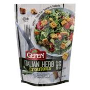 Gefen Croutons Italian Herb