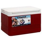 Igloo Cooler, Red, 5 Quart