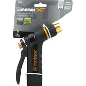 Melnor XT Adjustable Nozzle, Metal, Rear Trigger